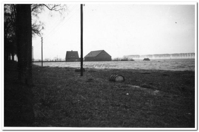 Watersnood 1953 Elisabeth hof